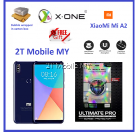 XiaoMi Mi A2 / Mi 6X X-One Ultimate Pro Shock Screen Protector Upgraded