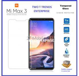 XiaoMi Mi Max 3 Tempered Glass Screen Protector 2.5D