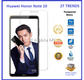 Huawei Honor Note 10 Tempered Glass Screen Protector 2.5D