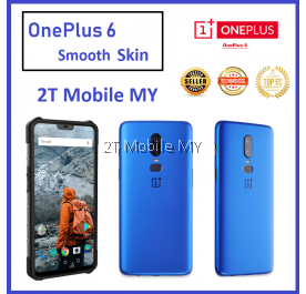 OnePlus 7 / OnePlus 7 Pro / One Plus 6 / OnePlus 6T / 1+7 / 1+6 3D Back Smooth Skin Colour Style Sticker Protector