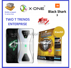 XiaoMi Black Shark 3 / Black Shark / Black Shark Helo / Black Shark 2 X-One Extreme Shock Eliminator Screen Protector