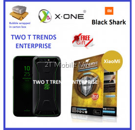 XiaoMi Black Shark / Black Shark Helo / Black Shark 2 X-One Extreme Shock Eliminator Screen Protector
