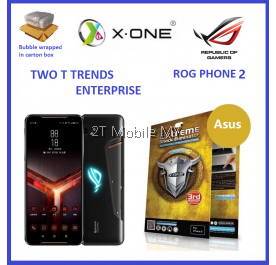 Asus ROG Phone / ROG Phone 2 X-One Extreme Shock Eliminator / Ultimate Pro Screen Protector