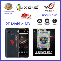Asus ROG Phone X-One Ultimate Pro Shock Screen Protector Upgrade