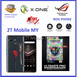 Asus ROG Phone / Zenfone Max Pro M1 / Zenfone Max Pro M2 X-One Ultimate Pro Shock Screen Protector Upgrade
