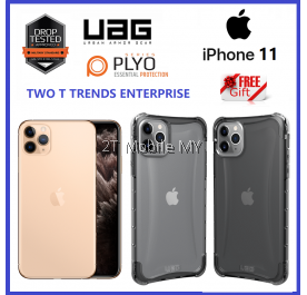 Apple iPhone 11 / iPhone 11 Pro / iPhone 11 Pro Max / XS Max UAG Urban Armor Gear Plyo Case Bumper Cover ORI