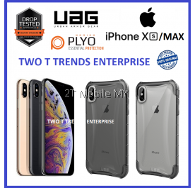Apple iPhone XS Max / XS / XR / X UAG Urban Armor Gear Plyo Case Bumper