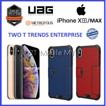 Apple iPhone XS Max / XR UAG Slip Case Metropolis Case Bumper ORIGINAL