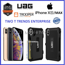 Apple iPhone XS Max / XR UAG Trooper Case Bumper Card Holder ORIGINAL