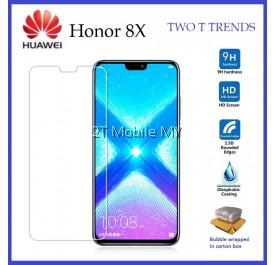 Huawei Honor 9X / 9X Pro / Honor 8X Tempered Glass Screen Protector 2.5D