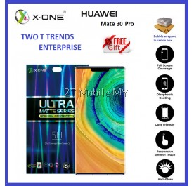 Huawei P40 Pro / Mate 30 Pro / P30 Pro / Mate 20 Pro X-One Matte Screen Protector Anti Fingerprint Case Friendly
