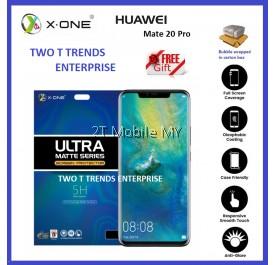 Huawei Mate 20 Pro X-One Matte Screen Protector Anti Fingerprint Case Friendly