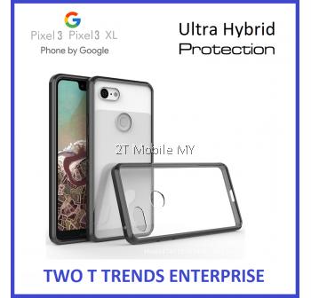 Google Pixel 3 / Pixel 3 XL / Pixel 3A / Pixel 3A XL Air Hybrid TPU Case Slim Bumper Fusion Cover