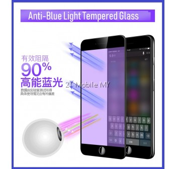 Apple iPhone XS Max FULL Anti-Blue Light Tempered Glass Screen Protector