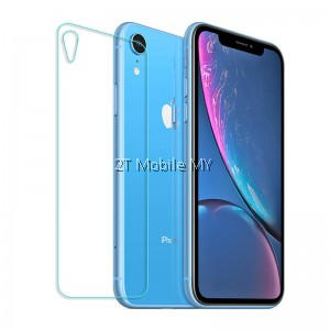 Apple iPhone 11 / 11 Pro / 11 Pro Max / SE 2020 / XS Max / XS / XR / X Back Tempered Glass Screen Protector