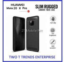 Huawei Mate 20 Pro / Mate 20 Slim Fit Rugged Armor Bumper TPU Case Cover