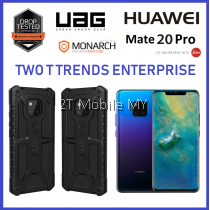 Huawei Mate 20 Pro UAG Urban Armor Gear Monarch Case Cover ORIGINAL