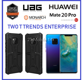 Huawei Mate 20 Pro UAG Urban Armor Gear Monarch Case Cover ORIGINAL