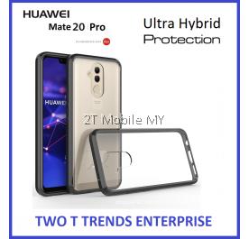 Huawei Mate 20 / Mate 20 Pro Air Hybrid TPU Case Slim Solid Bumper Fusion Cover