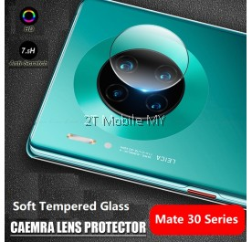 Huawei P40 Pro Plus / P40 / P40 Pro / Mate 30 / Mate 30 Pro / P30 / Mate 20 Camera Tempered Glass Soft Protector