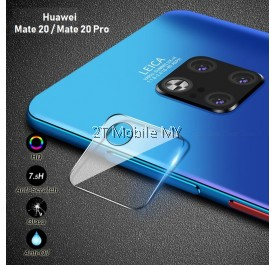 Huawei Mate 20 / Mate 20 Pro / Mate 20 X Camera Tempered Glass Soft Protector
