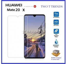 Huawei Mate 20 / Mate 20 X Tempered Glass Screen Protector 2.5D