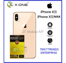 Apple iPhone XS Max / XS / X X-One Extreme Camera Lens Protector (2pcs)