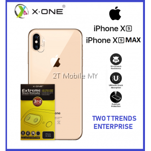 Apple iPhone 12 / 12 Mini / 12 Pro / 12 Pro Max / XS Max / XS / X / XR X-One Extreme Camera Lens Protector (2pcs)
