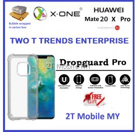 Huawei Mate 20 / 20 X / 20 Pro X-One DropGuard Pro Clear Bumper Case