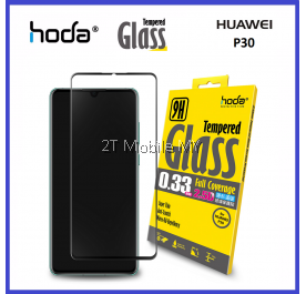 Huawei P40 / Mate 30 / V30 Pro / P30 / Mate 20 / Mate 20 X Hoda Full 0.33mm 9H Tempered Glass Screen Protector