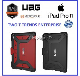 Apple iPad Pro 11 2018 UAG Metropolis Flip Case Protective Cover ORI
