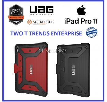 Apple iPad Pro 11 2018 UAG Metropolis Flip Case Protective Cover ORI