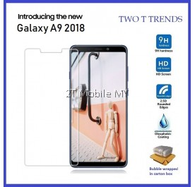 Samsung Galaxy A9 2018 Tempered Glass Screen Protector 2.5D