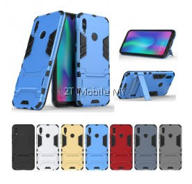 Huawei Honor 10 Lite Ironman Transformer Kickstand Trendy Bumper Case