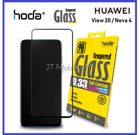 Huawei View 20 / Nova 4 HODA 2.5D Full Coverage Tempered Glass Screen Protector