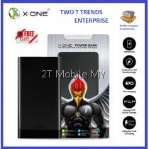 X-One Rizen Series Powerbank (MB-01) 10000mAh QC3.0 Huawei FCP Apple PD Orignal
