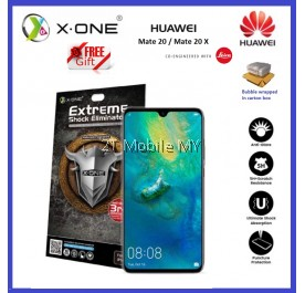 Huawei Mate 20 / Mate 20 X X-One Matte Anti-Fngerprint Screen Protector