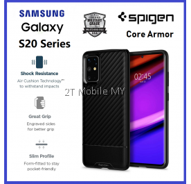 Samsung Galaxy S20 / S20 Plus / S20 Ultra / S20+ S10 / S10 Plus Spigen Core Armor Case Cover Original