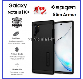 Samsung Galaxy Note 10 / Note 10 Plus / Note 10+ / S10+ Spigen Slim Armor Case Cover Original