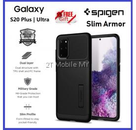 Samsung Galaxy S20 Plus / S20 Ultra / S20 / Note 10 Plus / Note 10+ Spigen Slim Armor Case Cover Original