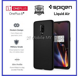 OnePlus 6T 1+6T Spigen Liquid Air Case Cover Original