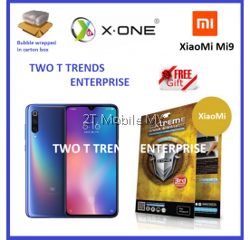 XiaoMi Mi9 X-One Extreme Shock Eliminator Screen Protector 3rd Gen.