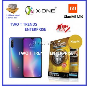 XiaoMi Mi9 X-One Extreme Shock Eliminator Screen Protector 3rd Gen.