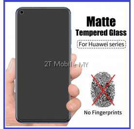 Huawei View 20 V20 Full Matte Anti-fingerprint Tempered Glass Screen Protector
