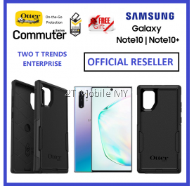 Samsung Galaxy Note 10 / Note 10 Plus / Note 10+ OtterBox Commuter Series Case Bumper Cover ORI