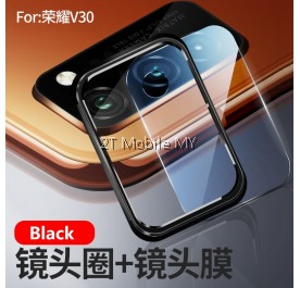 Huawei V30 / V30 Pro / V20 / View 30 / View 30 Pro / View 20 Ring Camera Soft Tempered Glass Lens Protector