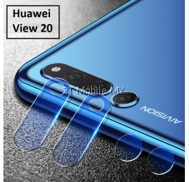 Huawei View 20 V20 Camera Soft Tempered Glass Screen Protector