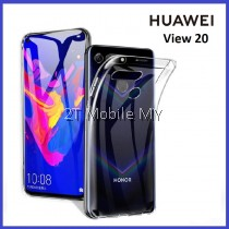 Huawei View 20 V20 Soft Transparent Case Slim TPU Cover