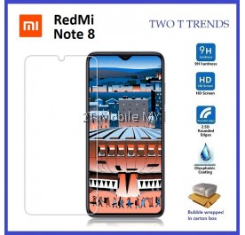 XiaoMi RedMi Note 8 / RedMi Note 8 Pro / RedMi Note 7 Tempered Glass Screen Protector 2.5D