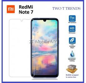 XiaoMi RedMi Note 7 Tempered Glass Screen Protector 2.5D